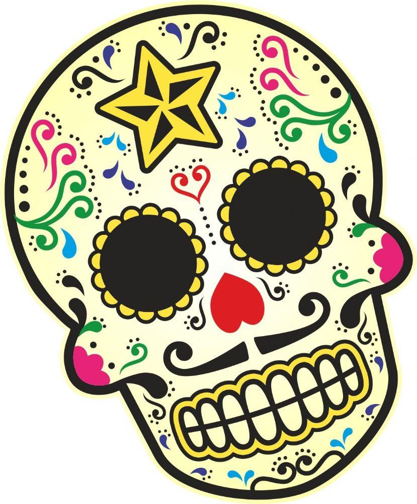 Dia De Los Muertos Cake Designs